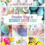 Creative Easter Egg Designs