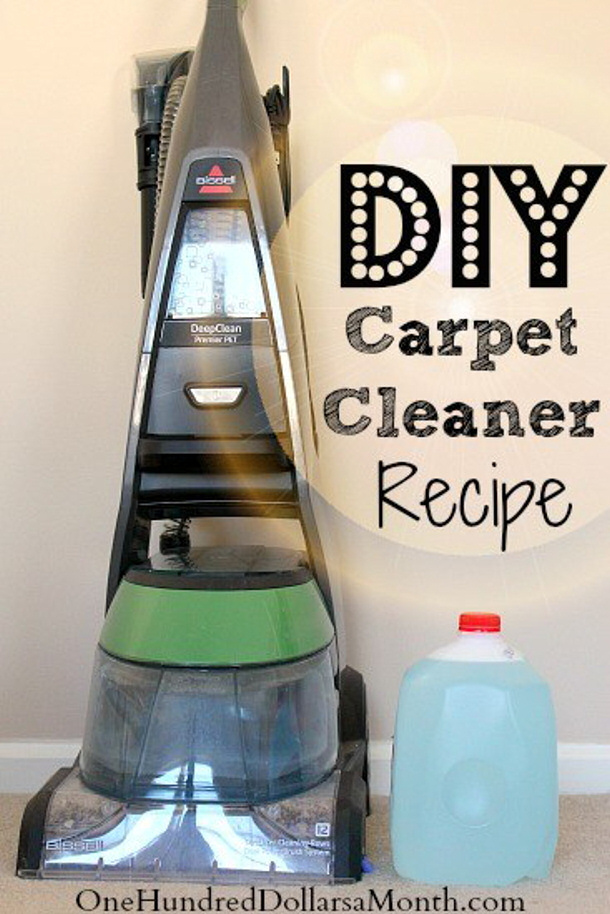 My-Favorite-DIY-Carpet-Cleaner-Recipe via one hundred dollars a month