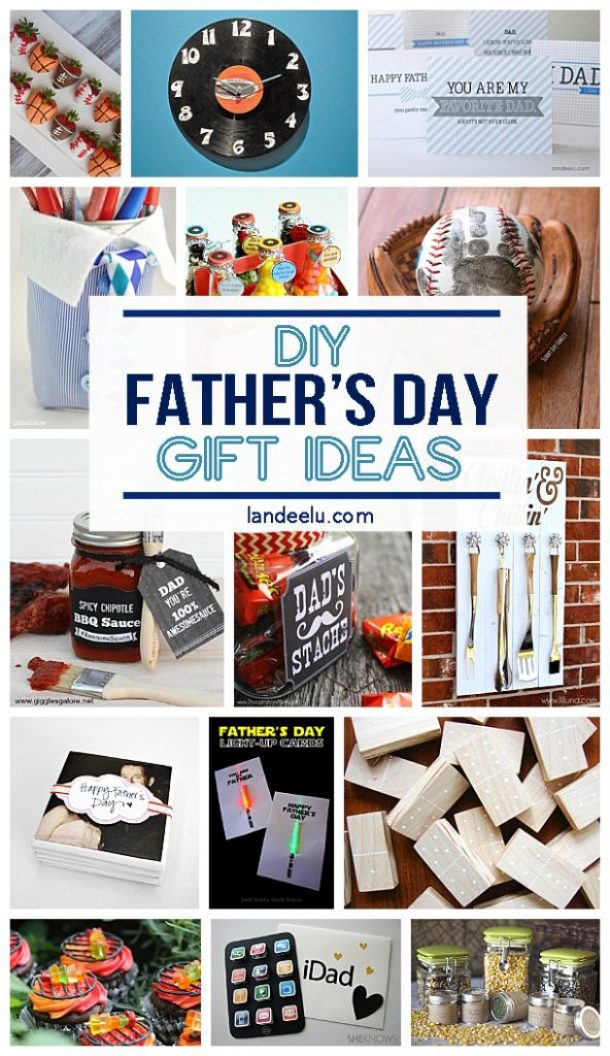 Give your dad a gift from the heart this Father's Day... something you made yourself! He will love it!