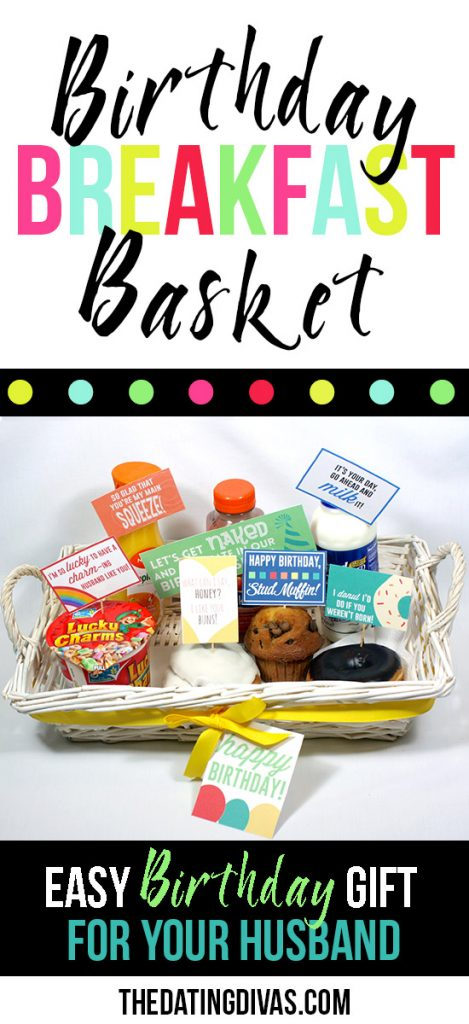 Do it yourself gift basket ideas for all occasions landeelu do it yourself gift basket ideas for all occasions birthday breakfast gift solutioingenieria Images