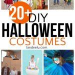 So many fun DIY halloween costumes! Family Halloween costume ideas too!