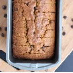 "Make your ""everything pumpkin"" dreams come true this fall with this yummy Chocolate Chip Pumpkin Bread!"