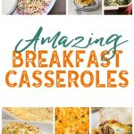 I LOVE breakfast casseroles! Makes hosting overnight guests so easy!