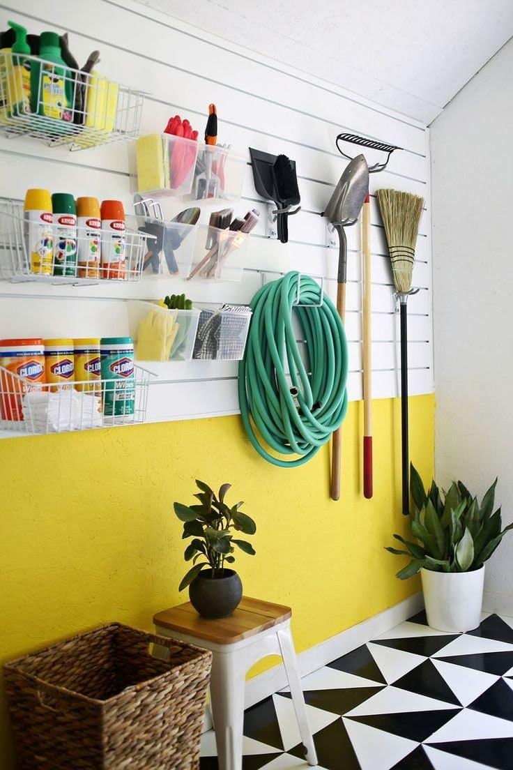 Diy Garage Storage Ideas Home