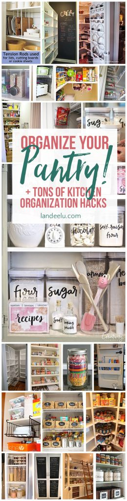Organization For Kitchen Kitchen Organization Ideas And Hacks Landeelucom
