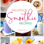My kids LOVE a good smoothie! There are so many yummy smoothie recipes in this post for us to try! #smoothies #smoothierecipe #homemadesmoothies #healthyfood #healthykids