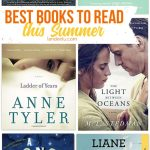 The relaxed summer schedule means more time to read! Great list of best books to read this summer while you're on the beach or by the pool!