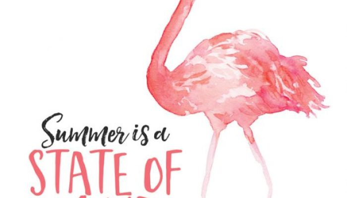 Summer is A State of Mind Summer Printable