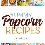 Tons of popcorn recipes to take this snack to a whole new level!