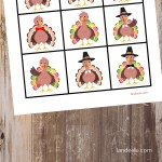 Print this fun Thanksgivng Game to keep the kids entertained while you're getting dinner on the table! Don't Eat Pete the Thanksgiving Turkey! #thanksgiving #thanksgivingidea #thanksgivinggame #donteatpete