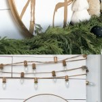 Make these gorgeous JOY DIY Christmas signs with a stencil... so easy!