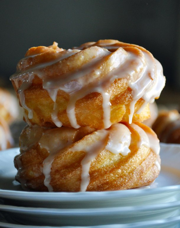 French Cruller Doughnut | Of Batter and Dough