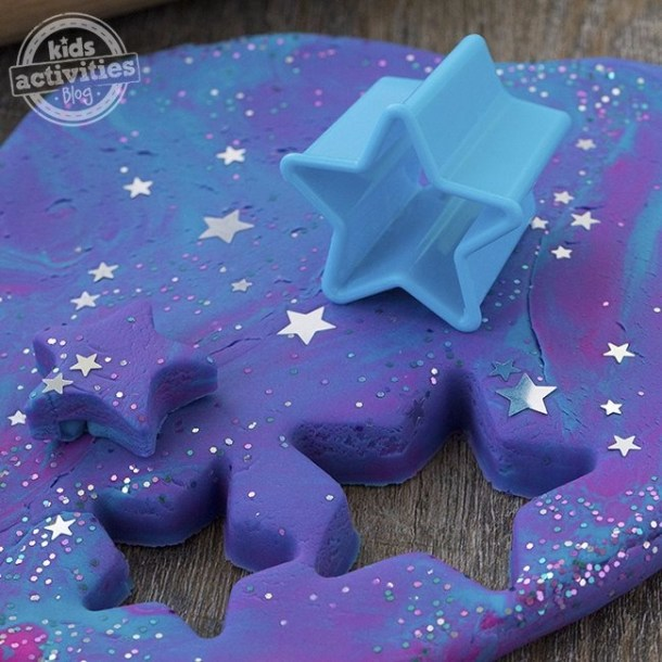 Galaxy Playdough | The Maven