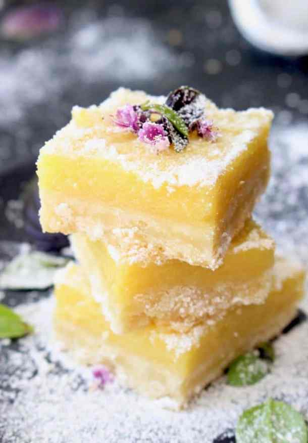 Best Lemon Bars | Ciao Florentina