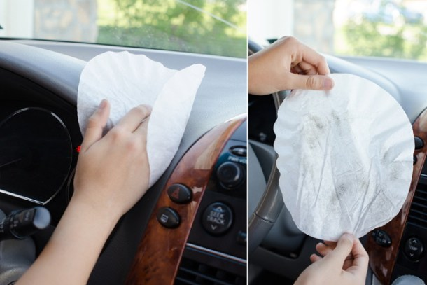 Car Dusting Hack | Pinimg