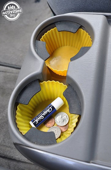 Cup Holder Hacks   Wrapped in Rust