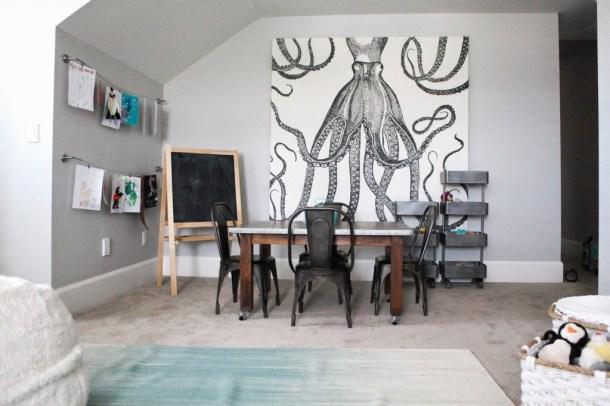 Shower Curtain Art | House of Jade Interiors