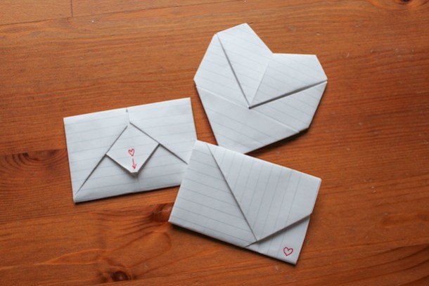 How to Fold Birthday Notes | Assemble Shop
