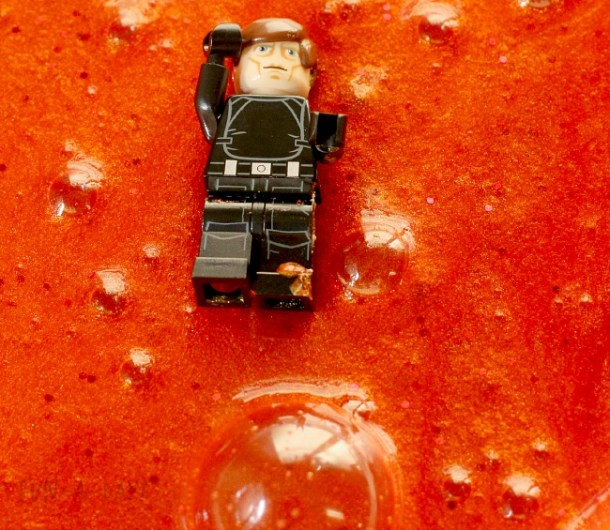 Lego StarWars Lava Slime for Kids | Fun-a-Day