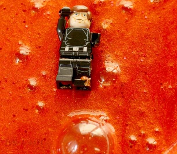 Lego StarWars Lava Slime for Kids | Fun-a-Day