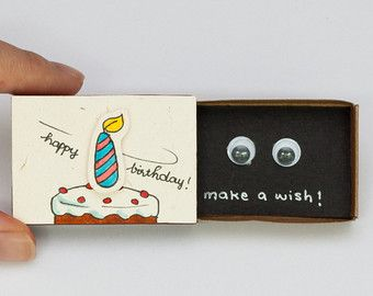 Matchbox Happy Birthdays | Expressing Life