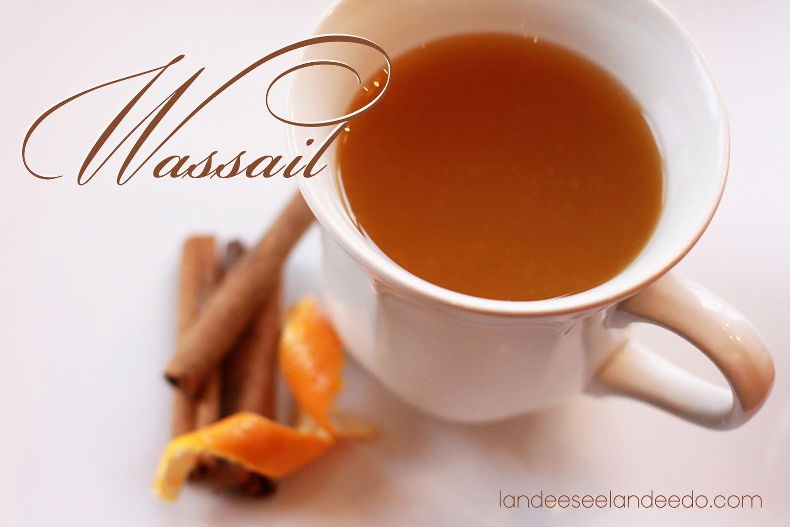 a wassail recipe - Christmas Wassail