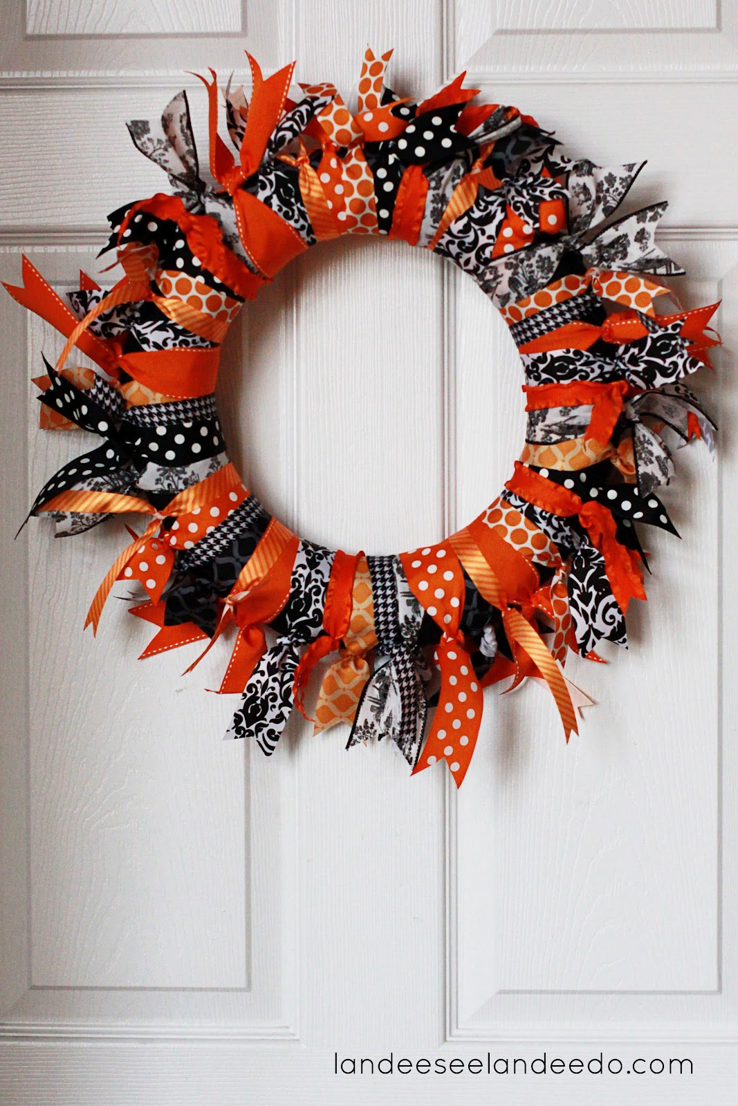 Can't you see this as a fun birthday wreath (not to upstage THIS ONE  though!) or Christmas or Easter or, or, or. you see where I'm going with  this.