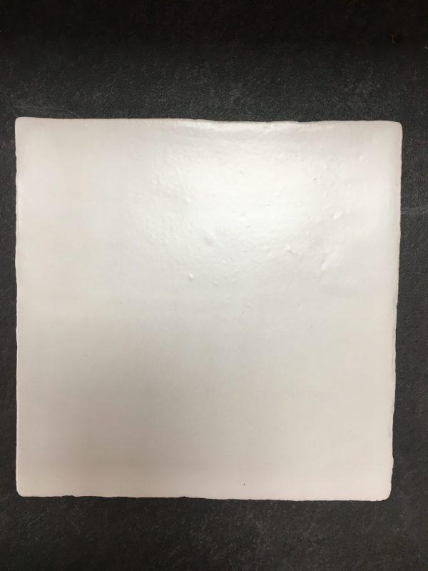 Cementum wit effen 13x13cm