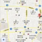 GW直前!! GoogleマップはiPhone,iPadでこう使え、ついでに観光業の方にもどうぞ。
