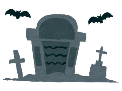 free-illustration-halloween-grave