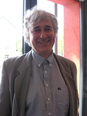 Ulrich Katzer, Geschäftsführer des Bühnenvereins