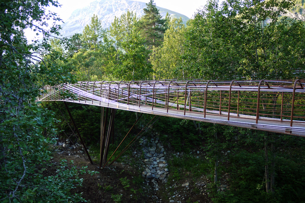 Image result for Gudbrandsjuvet - bridge