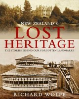 cover image for nz lost heritage