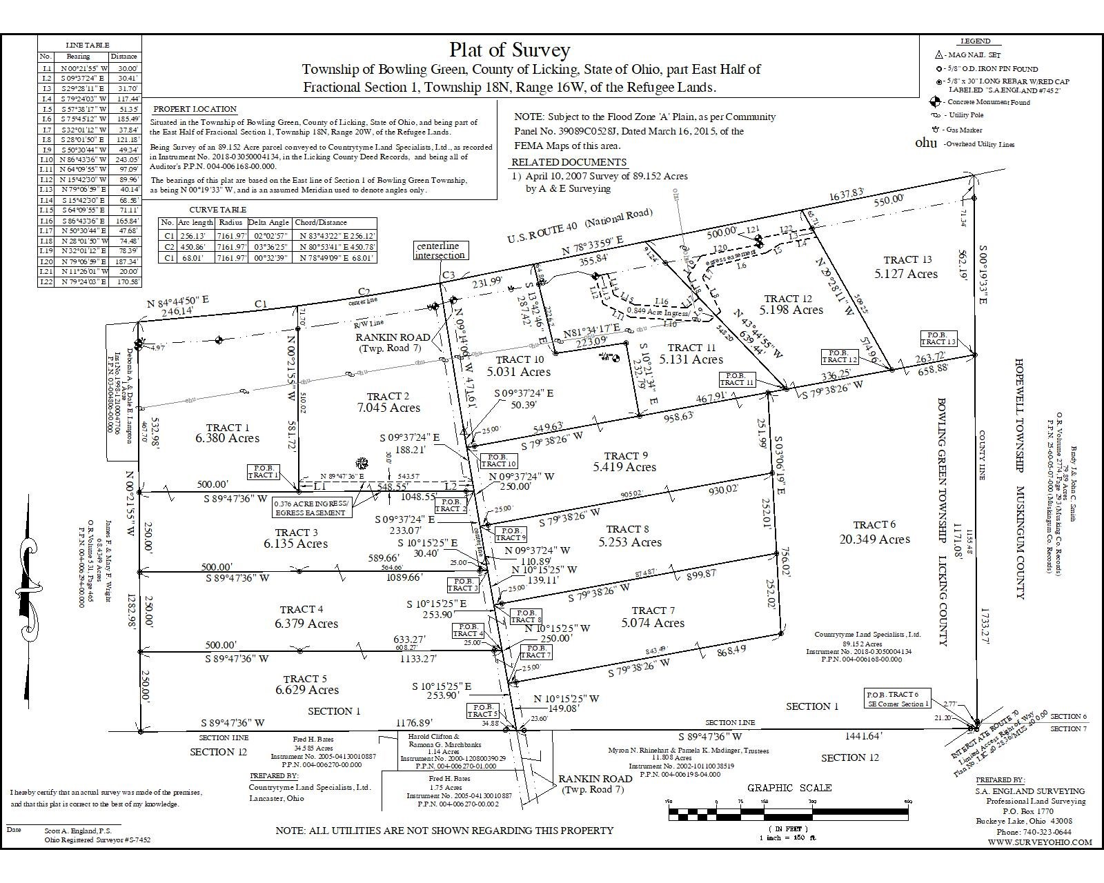 Tract 10 At Rankin Meadows Land For Sale In Glenford