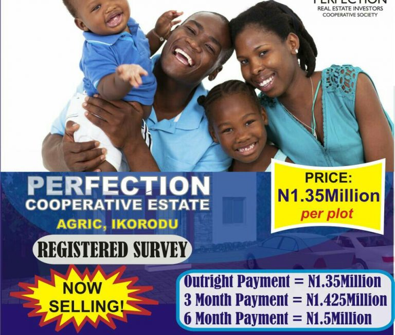 Land For Sale Silver Spring Peninsula, Butterfly Estate PCE Agric Ikorodu Lagos