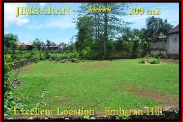 FOR SALE Affordable PROPERTY LAND IN JIMBARAN BALI TJJI087