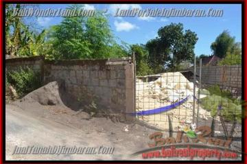 Beautiful LAND SALE IN JIMBARAN BALI TJJI081