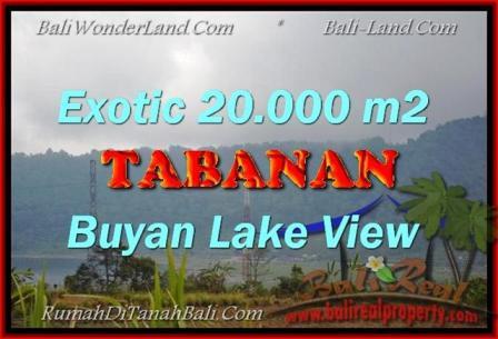 Affordable PROPERTY 20,000 m2 LAND FOR SALE IN Pancasari TJTB163