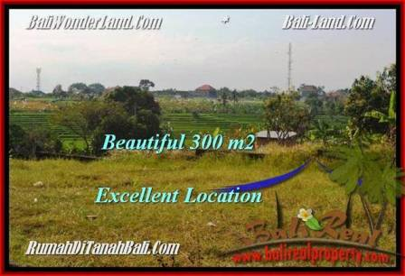 Magnificent PROPERTY 300 m2 LAND IN CANGGU BALI FOR SALE TJCG185