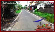Affordable 3,150 m2 LAND SALE IN TABANAN BALI TJTB282