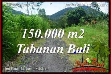 Exotic PROPERTY LAND FOR SALE IN TABANAN BALI TJTB318