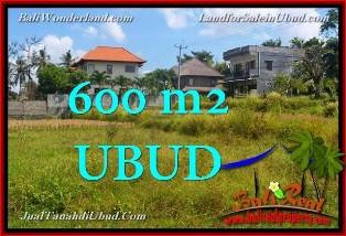 FOR SALE Affordable PROPERTY LAND IN Sentral Ubud BALI TJUB664