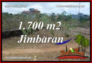 Beautiful PROPERTY 1,700 m2 LAND FOR SALE IN JIMBARAN BALI TJJI130