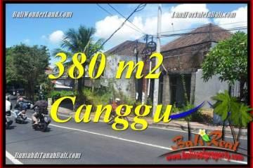 LAND FOR SALE IN CANGGU BRAWA BALI TJCG226
