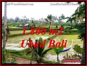 Magnificent PROPERTY LAND SALE IN UBUD TJUB769