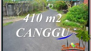Affordable LAND IN Canggu Pererenan FOR SALE TJCG216