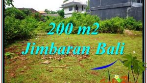 LAND IN Jimbaran Ungasan FOR SALE TJJI107
