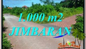 FOR SALE Exotic PROPERTY LAND IN Jimbaran Uluwatu  BALI TJJI111