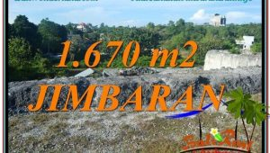 1,670 m2 LAND SALE IN JIMBARAN BALI TJJI116