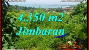 Affordable PROPERTY 4,350 m2 LAND IN JIMBARAN FOR SALE TJJI120